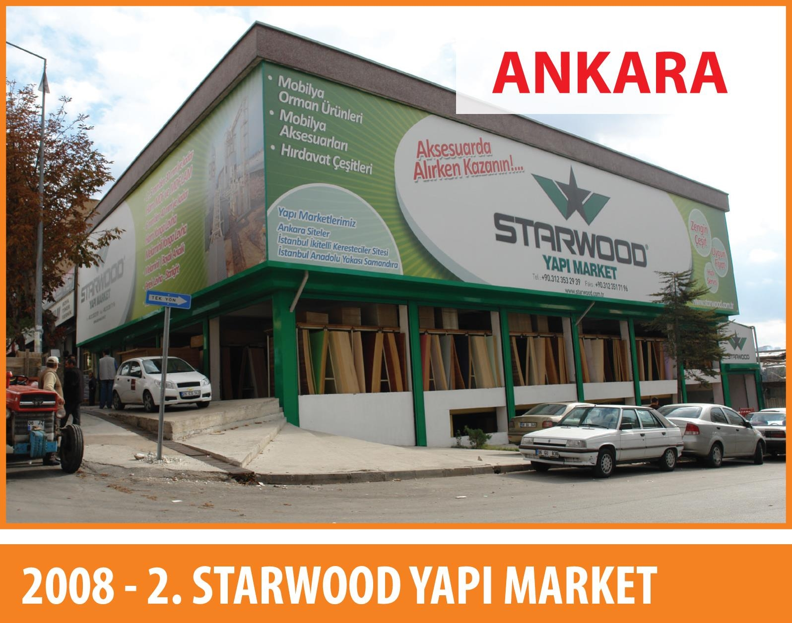 Ankara Mağaza