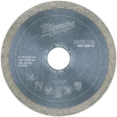 Milwaukee Testere Dhtı 115X22 Cam Seramik