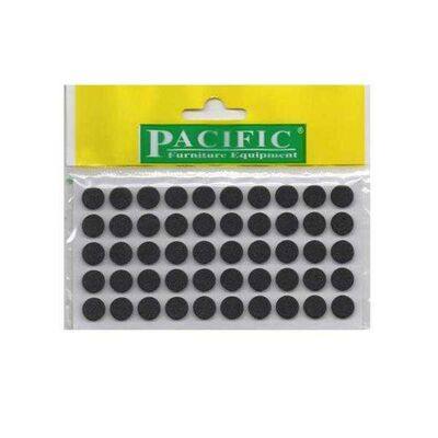 Pacific Ses Stoperi Eva Bazlı Siyah (1 Paket - 25 Adet)