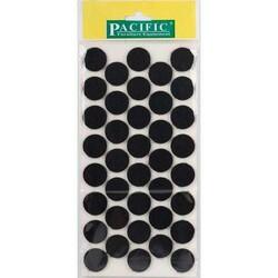 Pacific - Pacific Yapışkanlı Keçe 24Mm Siyah