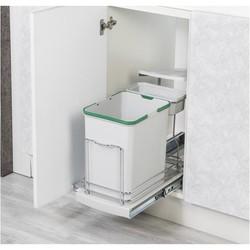 Pelikan - Pelikan Plastik Çöp Kovası Otomatik Raylı Taşıyıcılı 16+1Lt