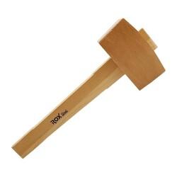 ROX WOOD - Rox Wood 31 cm Ahşap Konik Tokmak